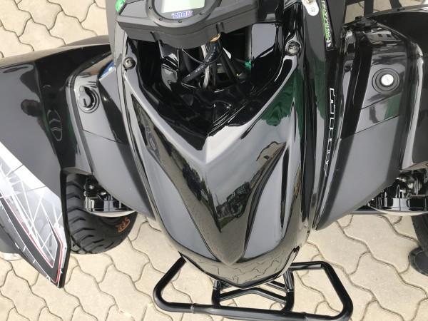 GFK Maske ohne Scheinwerfer-Dummy für Adly Hurricane