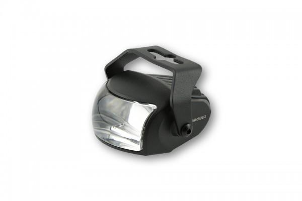 HIGHSIDER LED- Abblendscheinwerfer COMET- LOW, matt schwarz