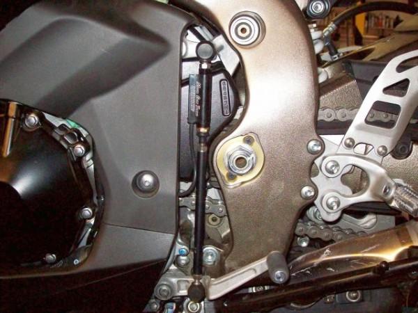 MCT Fast Shift Modul EVO P&P / Schaltautomat Suzuki GSXR 1000 R 09-10