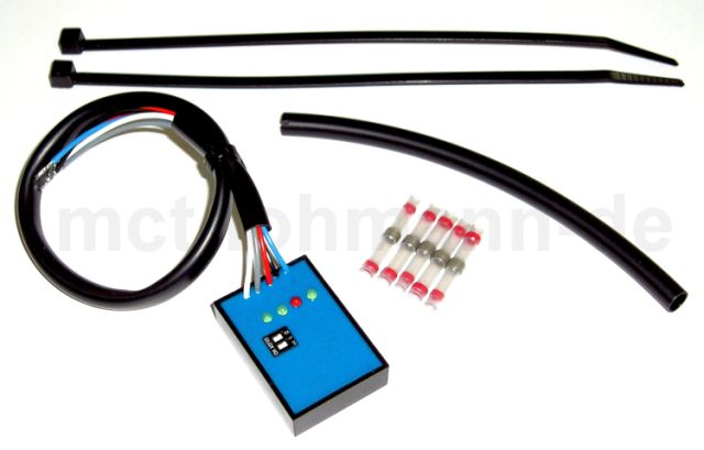 SRM1 - ServoRemoveModul Kawasaki K02 Plug&Play