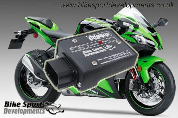 Blip Box-Pro - Autoblip Downshift Modul - Kawasaki Ninja ZX10R 2016-