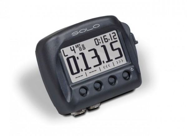 AIM SOLO GPS Laptimer