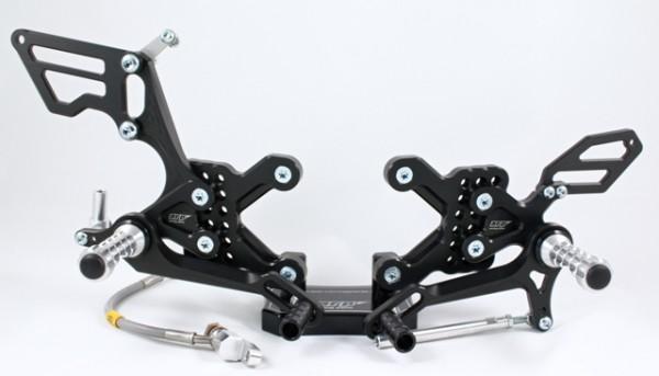 ARP Racing-Rastenanlage für Kawasaki Ninja ZX10R 2016