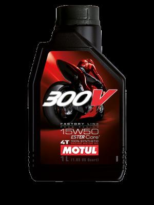 MOTUL 300V 4T FL Road Racing 15W50