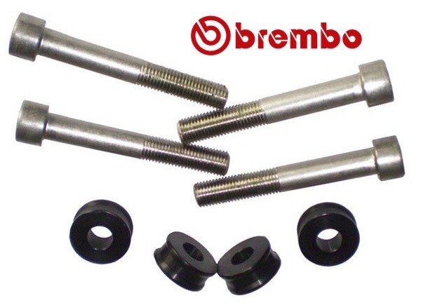 Brembo Spacer-Kit für High Performance Bremzangen KAWASAKI ZX14 R / GTR 1400 2006 - 2016