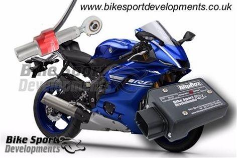 Blip Box-Pro - Autoblip Downshift Modul (Sensor-Aktiviert) - Yamaha YZF-R6 ab 2017
