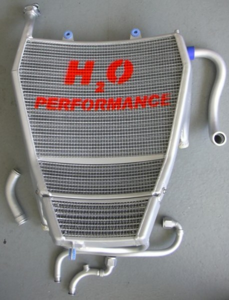 H2O performance Racing-Kit-Kühler für BMW S1000RR