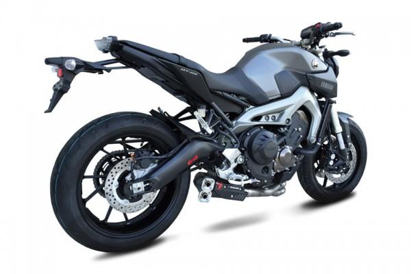 IXRACE Z8 Komplettanlage für Yamaha MT-09 / XSR 900