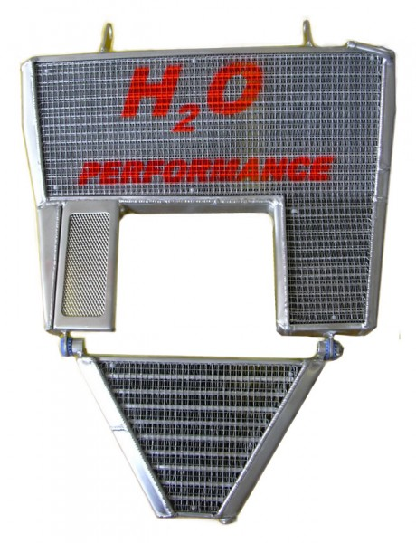 H2O performance Racing-Kit-Kühler für Ducati 749 / 999
